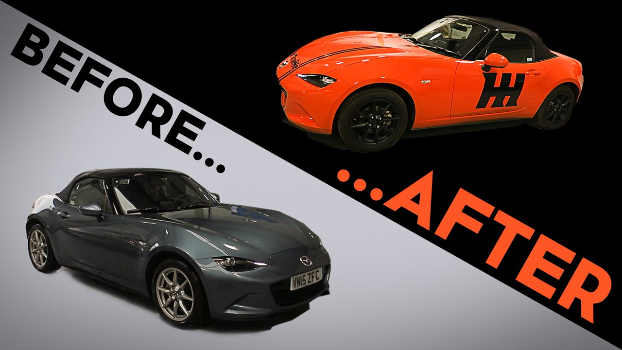 I Liquid Wrapped My 2015 Mazda MX-5 And Now I'm In Love