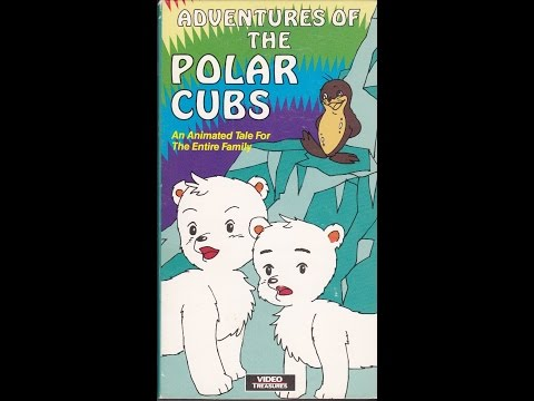 Opening & Closing To The Adventures Of The Polar Cubs 1993 VHS