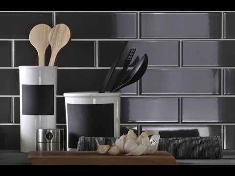Metro Tiles Kitchen Wall Tiles Ideas