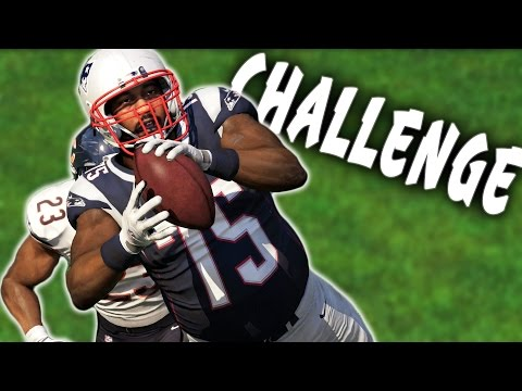 Can Vince Wilfork Get a 99 yard Receiving Touchdown? REDEMPTION!  (Madden 16 NFL Challenge)