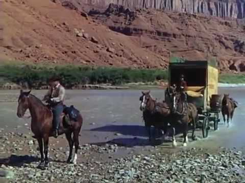 Siege at Red River 1954   Van Johnson   Western Movies