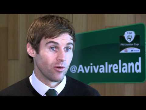 98FM's Jamie Moore's interview with Kevin Kilbane