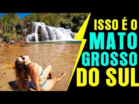 Mato Grosso do Sul é MUITO MAIS que BONITO-MS!