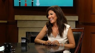 The secret to Les Moonves and Julie Chen's marriage | Larry King Now | Ora.TV