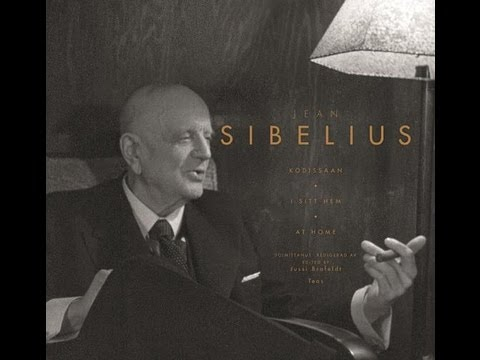 Jean Sibelius at Home 1927/1945 with Aino, Heidi and Margareta (Historic Footage)