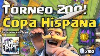 Torneo Copa Hispana | Clash Royale