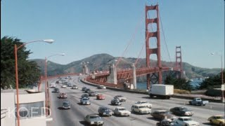 Golden Gate Bridge in the 70s | KQED