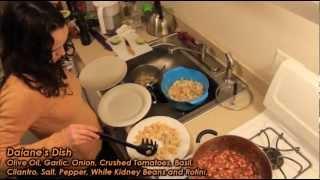 How To Make Rotini And Beans (daiane's Dish)
