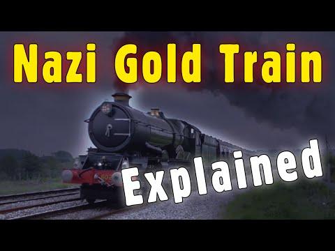 Nazi Gold Train Explained