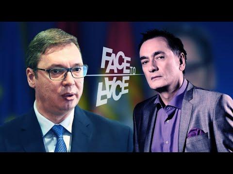 Senad Hadžifejzović: Aleksandre Vučiću, jesi li pucao na Sarajevo?! - CIJELI INTERVJU - FACE HD TV