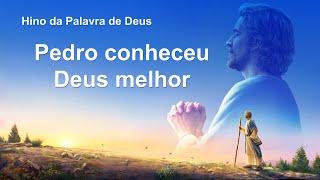 """Melhor música gospel 2020 """"Pedro conheceu Deus melhor"""" hino gospel"""