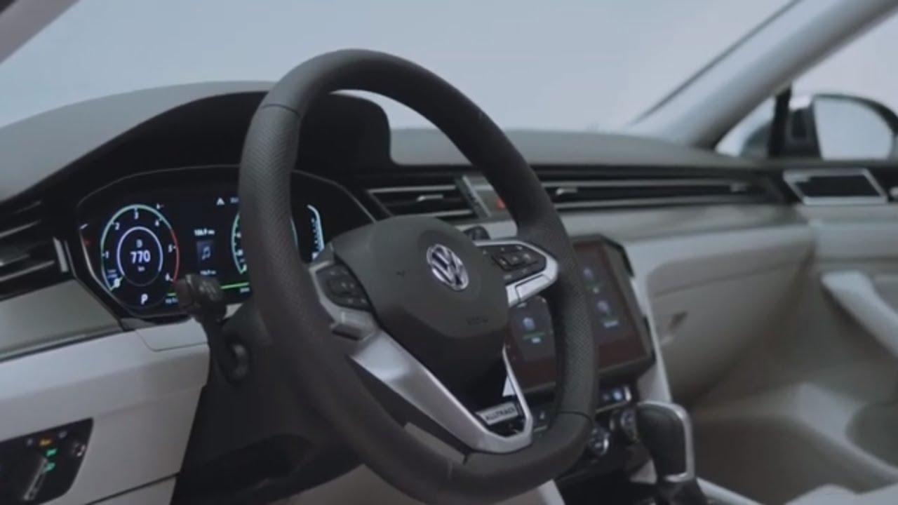 2020 Volkswagen Passat Interior Youtube