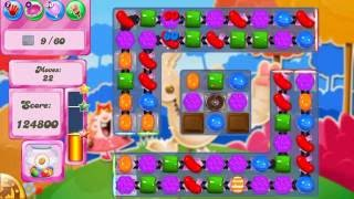 Candy Crush Saga Level 1692 No boosters