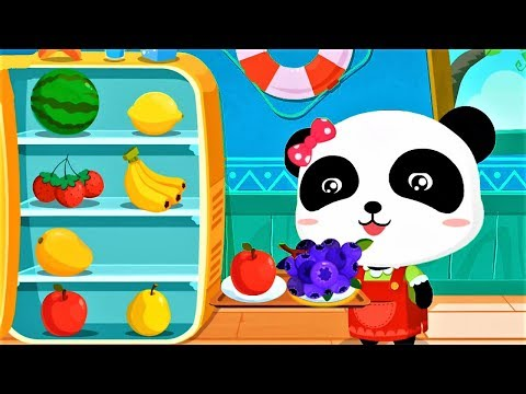 Ice Cream Shop Fun Cartoon Games For Kids