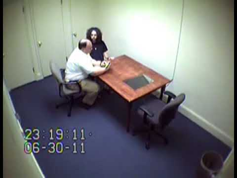 ✅Stephen McDaniel Interrogation
