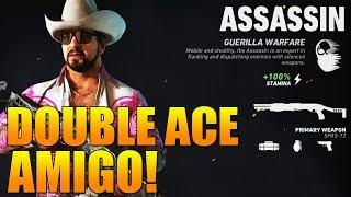 PINK FLAMINGO AMIGO SPAS-12 DOUBLE ACE! | Ghost Recon Wildlands PVP