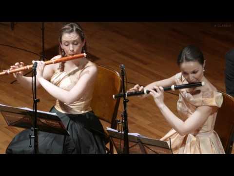 Boismortier - Sonates en trio, op.12 - Croatian Baroque Ensemble