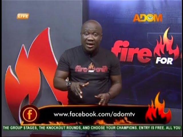 Fire 4 Fire on Adom TV (10-8-18)