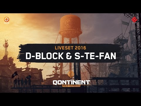 The Qontinent - Rise Of The Restless | D-Block & S-te-Fan | Liveset (Audio Only)