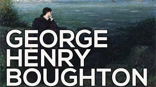 George Henry Boughton: A collection of 49 paintings (HD)