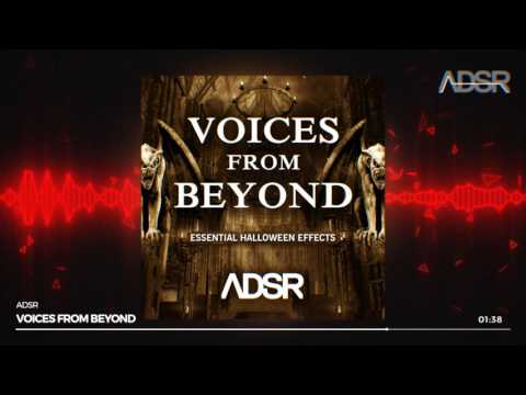 Voices From Beyond - 1,140 Voice / Spoken Phrase Samples