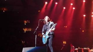 Foo Fighters - Walk (Live at MSG NYC 11/13/11)