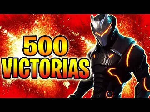🔴 OMG! MI VICTORIA 500! *NUEVO JETPACK* - FORTNITE Battle Royale
