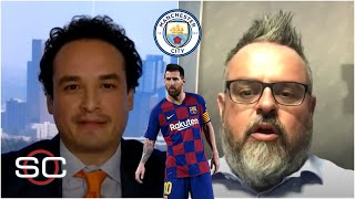 BARCELONA Messi se va. Llegaría al Manchester City por una cifra sorprendente | SportsCenter