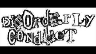 Disorderly Conduct-No Justice, No Peace