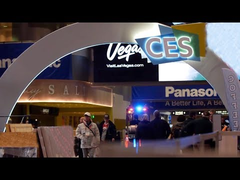 The Point: Why are there fewer Chinese companies at CES 2020?