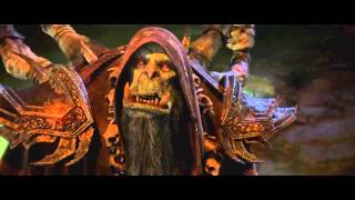World of Warcraft: Warlords of Draenor — CG-трейлер