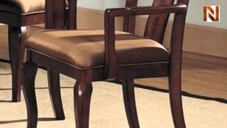 Signet Arm Chair E406-02 By Fairmont Designs