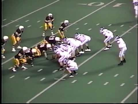 2005 Muskegon Oakridge Vs Menominee (Semi-Final) (Game 13)