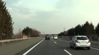 TOHOKU EXPRESSWAY (14 - 32) - 東北自動車道 岩手山SA~滝沢PA