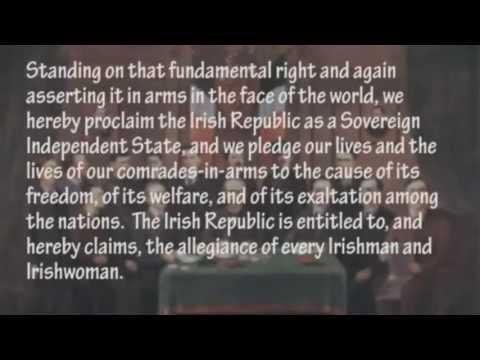 Ireland 2016 The European Rising Part 2 The Constitution