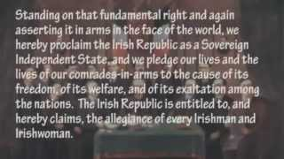 Ireland 2016 The European Rising Part 2 The Constitution