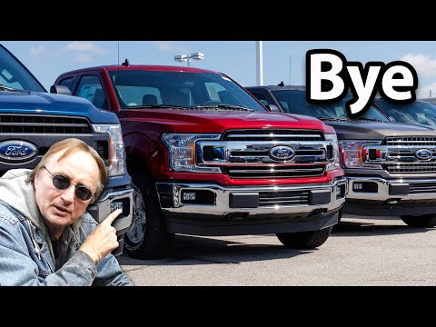 The End Of The Ford F-150
