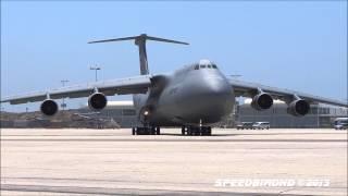 Air National Guard Lockheed C-5 Galaxy