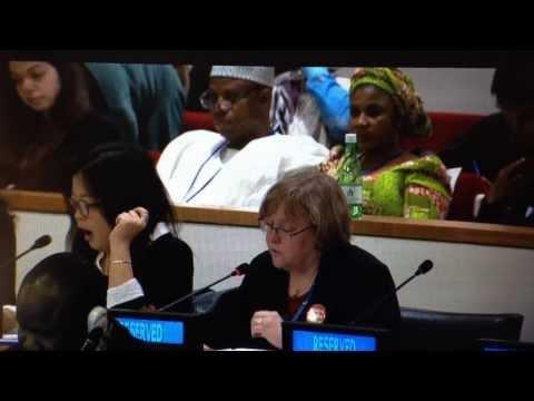 International Trade Union Confederation statement at UN CSW 58