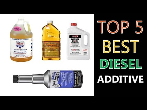 Best Diesel Additive