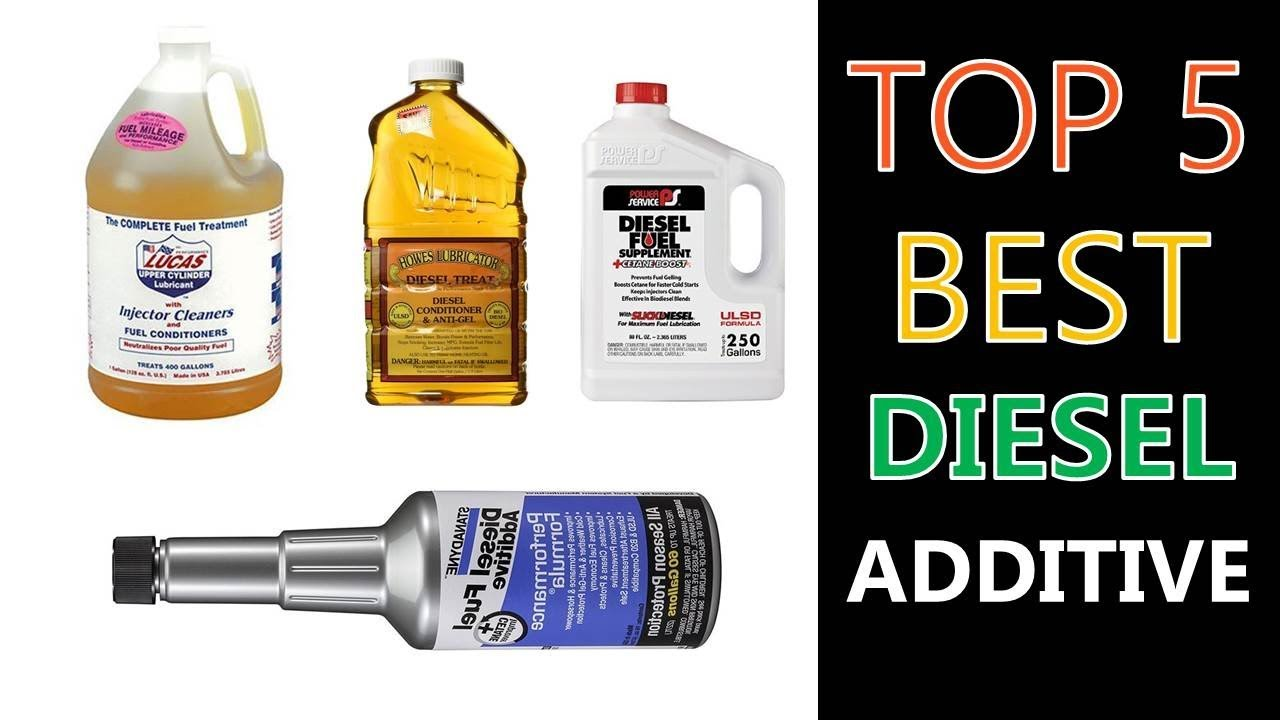 Best Diesel Additive Youtube