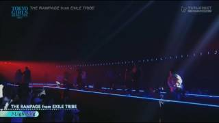 LIGHTNING | The Rampage from Exile Tribe | TGMF