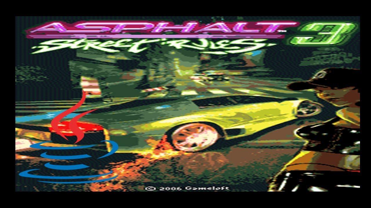 Download Asphalt 3: Street Rules -  Java Mobile Gameplay