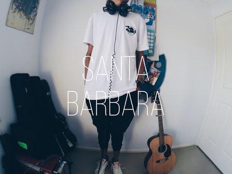 Santa Barbara - Nick Jonas - Zeek Power cover