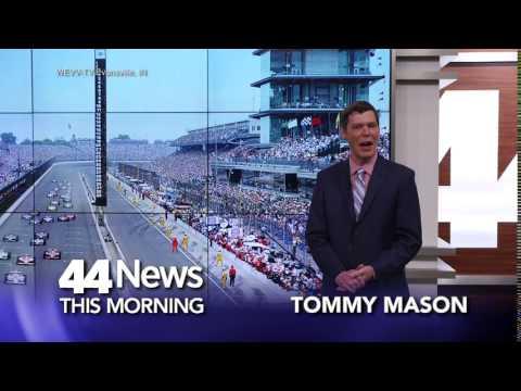 Tommy Mason - Indy 500 Fast Friday Promo