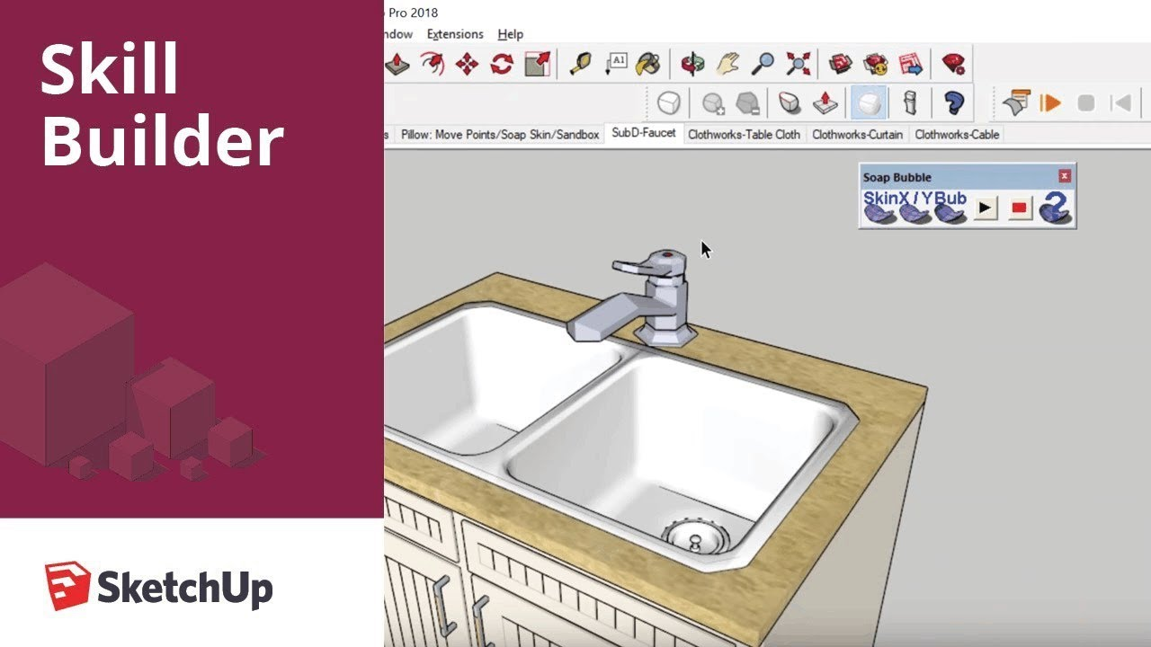 3D Interior Design Software | Sketchup Pro | Professional