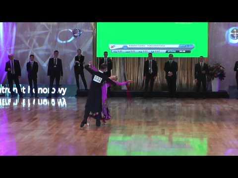 Lacitis Vaidotas & Golodneva Veronika, WDSF World Open Standard Polish Cup 2017, Waltz presentation