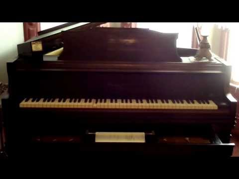 AMPICO 'PRECISION REPLICA' Roll #216003 ...originally recorded February 1937.