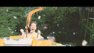 水カン・コムアイ「湯〜園地」バブルジェットコースターで大はしゃぎ