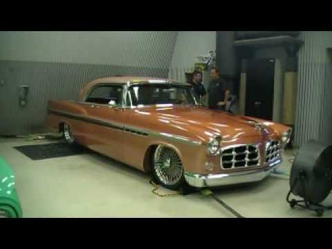 Rad Rides By Troy 1956 Chrysler 300 Twin Turbo  YouTube